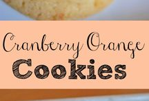 Baking / Cookies, scones, loaves, oh my!! Delicious baking ideas that will make you want to pull out your apron and get baking :)