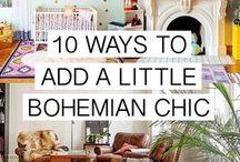 Bohian Chic
