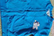 Bazárek s dětským oblečením