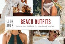 Summer | Beach Outfits Lookbook