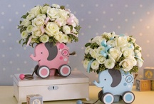 New baby bouquets