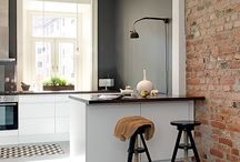 Kitchen Ideas / by Kathleen O'Rourke