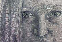 Quilts - Portraits