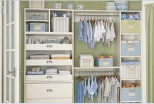 Organizing - The Closet