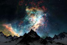 Vesmir - nekonečno