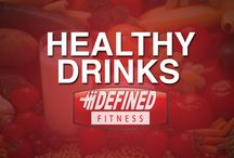 Healthy and Delicious Drinks / Providing you with many options for not only #healthy but #delicious drinks. #fitness