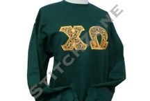 Chi Omega Sorority  / Hoodies, Zip-ups, Lined Jackets and much more....
