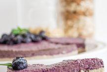 cheesecake vegano de arandanos (rico)