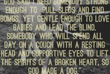 All Dogs Go To Heaven... / by Ashley Smith