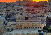 Israel / Imágenes de los sitios de Israel en los que he estado.  No son fotos mías, ya que cuando viajé no habia fotos digitales. Si puedo colgar fotos mías lo indicaré en esas imágenes
