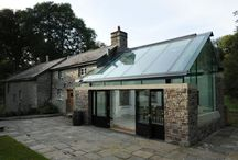 Glass roof / Glass roof