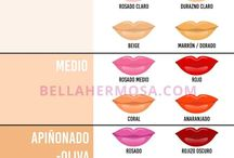 Color de lips