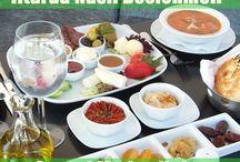 Ramazan Ayı Sağlıklı Beslenme