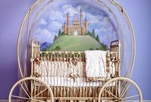 Children's rooms like from fairytale