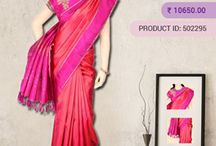 Indian Traditional Silk Sarees / Traditional Sarees are those which are worn for important traditional occasions and can be worn by any age group of women. To be able to drape oneself in yards of traditional silk with shining brocade or exquisite zari borders give women abundant joy.