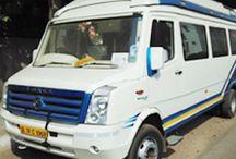Luxury Tempo Traveller Hire Delhi