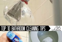Cleaning tips / Future plan to clean all my things (bathroom,rooms,desk)