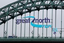 Great North Run / by Annie's Guest House