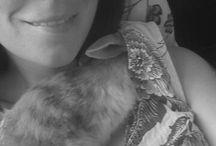 My bunny-buddy