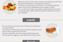 Health / Eating healthy