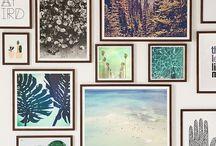 Print frames