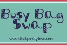 busy bag swap