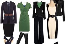 Fuller figure style / Styles for the fuller figure lady