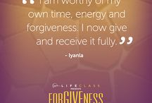 It's my thing LOVE Gratitude forgiveness spirituality