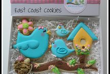 Mothers Day Cookies / by Erin Brankowitz