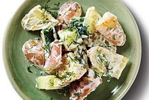 Salads to Try / by Quinn Haslinger