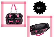 {Snoty Pets Dog Carriers & Totes} / Snooty Pets is a Las Vegas pet bakery, grooming salon and boutique. Browse our selection of everyday dog carriers and dog totes on www.snootypets.com!
