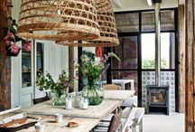 Informal dining / by Stacey Cadogan