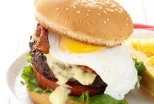Burger Love! / by Michelle Franklin Douglas