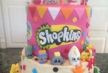 Shopkin party