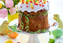 Easter cake / Easter cakes