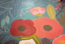 Craft - hosting a paint party! / by Brenda Goulding
