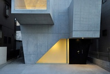Japanese modern house / by Bozhena Puchko Photography