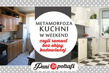 Metamorfoza - kuchni w weekend V33