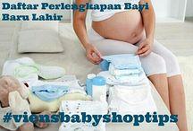 perlengkapan bayi