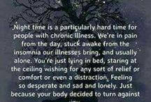 Chronische ziekte / leren leven met coronair spasme...