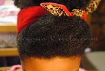 Natural Hair Love / My love affair with natural hair <3