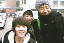 Pre-debut EXO