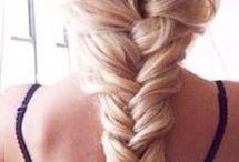 Účesy (Hair)