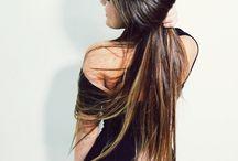 Hair Ideas / by Stephanie Shek