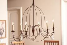 D/R and/or L/R chandeliers