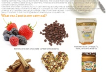 Breakfast Healthy Starts! / Healthy breakfast ideas!