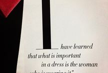 ♢ Fashion Quotes ♢