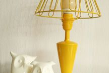 Furniture, lamps and fine chandeliers / by Rossana Geddes