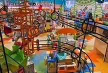 Zábavná centra