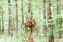 Enchanted Forest Style Shoot